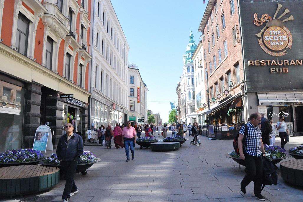 Karl Johans Caddesi