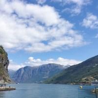 Flamsbana Norveç Flam Treni - Manzara Yolculuğu