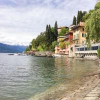 Araba ile Como Gölü Turu - İtalya Göller Bölgesi