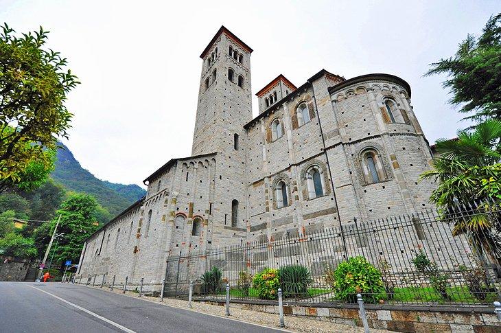 Sant'Abbondio Bazilikası