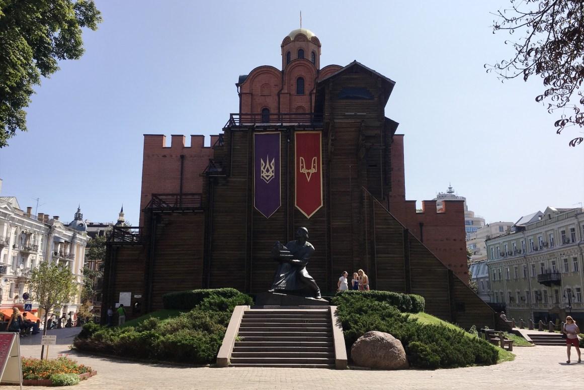 Tarihi Altın Kapı