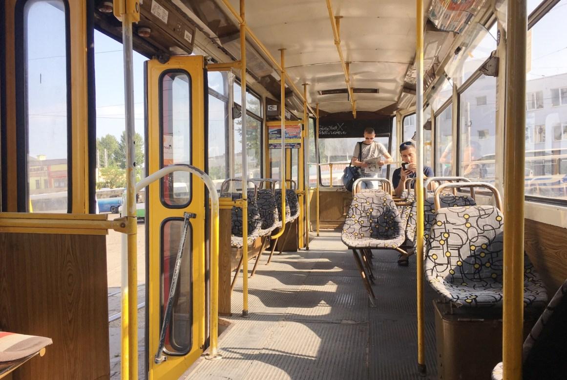 Nostaljik tramvaylar