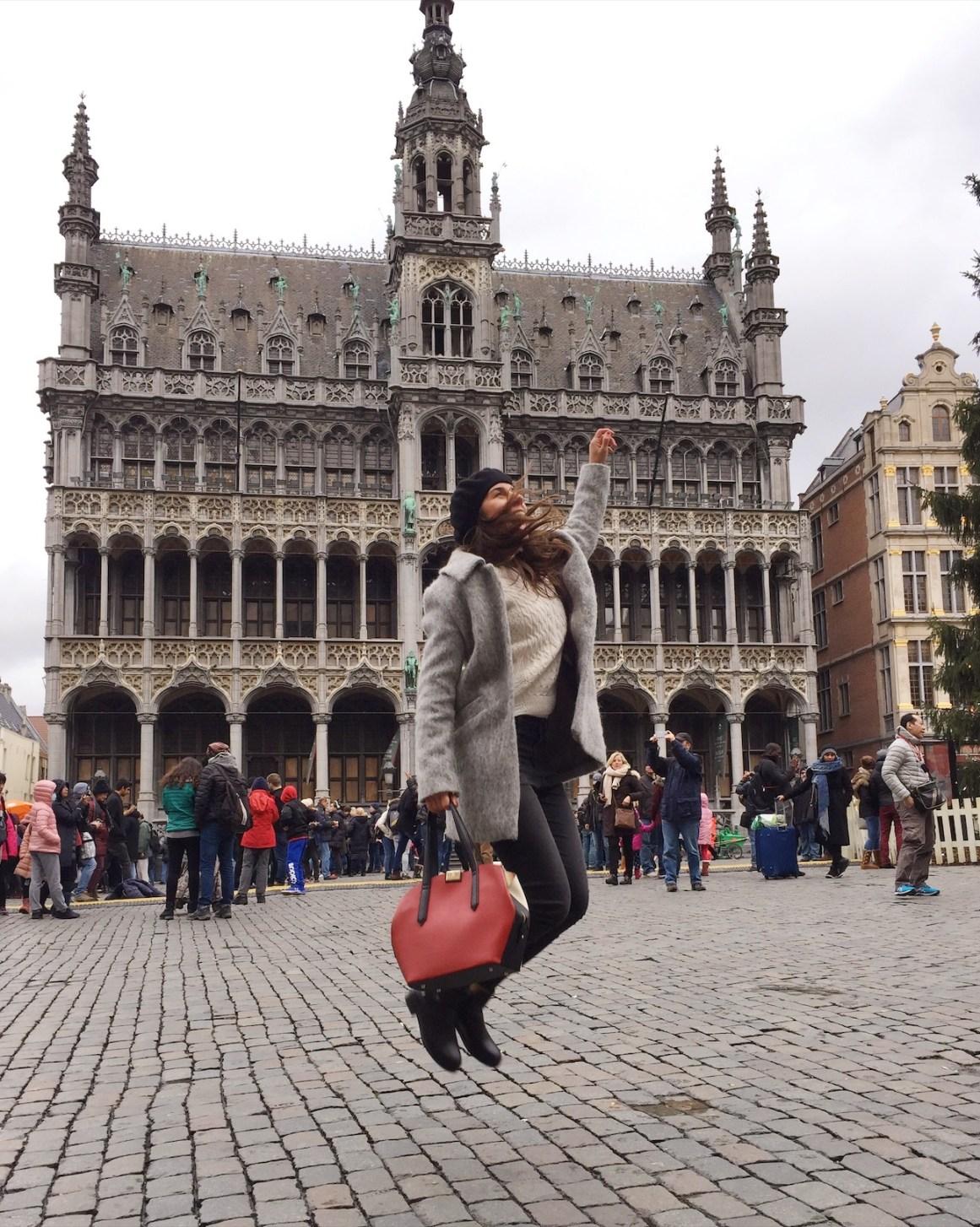 Brüksel Grand Place