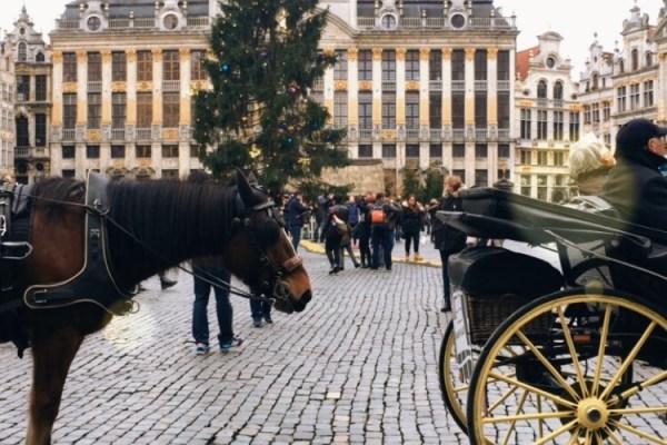 Brüksel gezilecek yerler