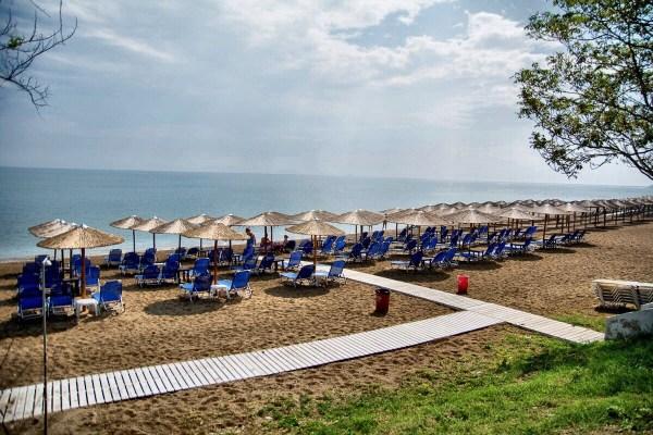 @Agia Pareskevi Plajı