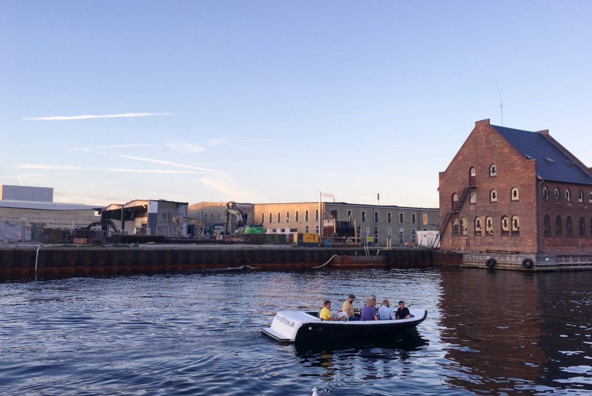 Kopenhag kanal turu