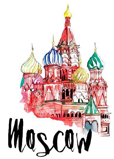Moskova dendiğinde akla bu katedral geliyor değil mi?