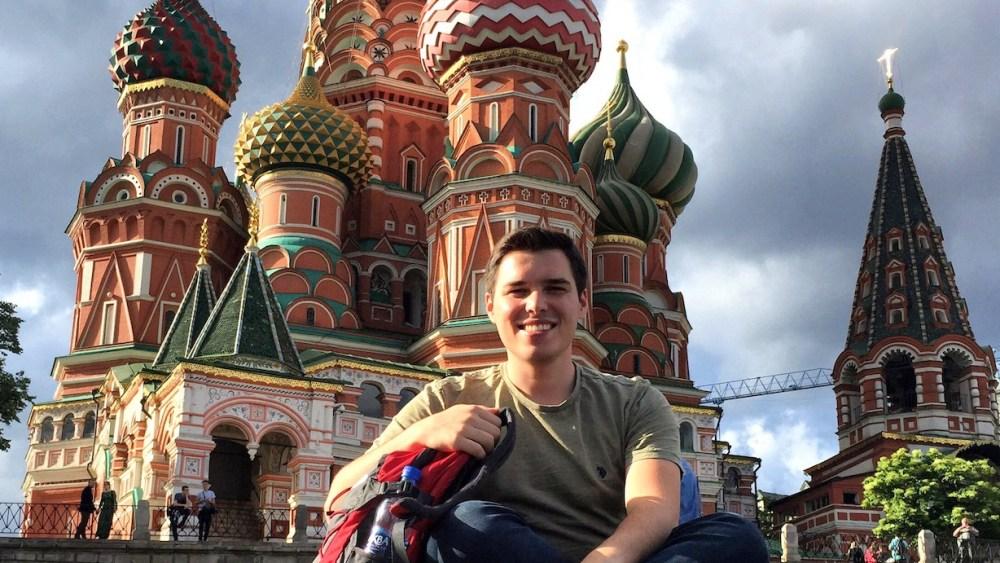 @Aziz Vasili Katedrali