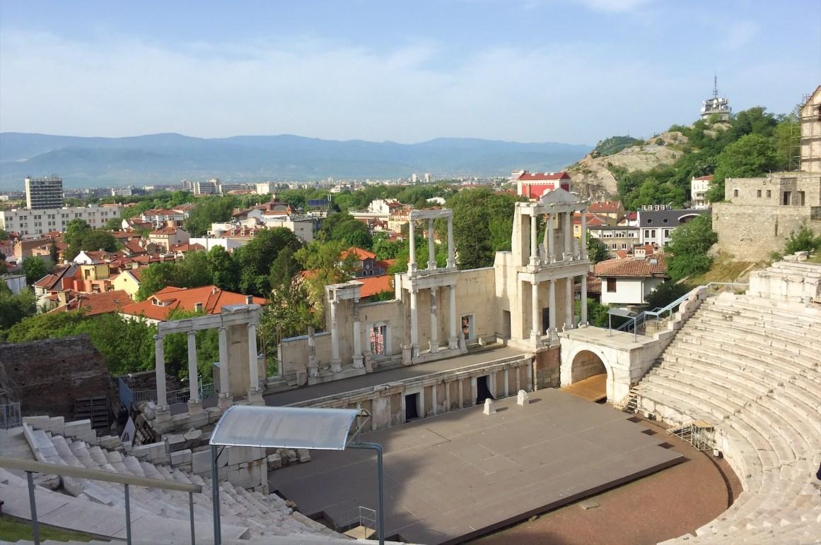 Plovdiv | Filibe Antik Tiyatro