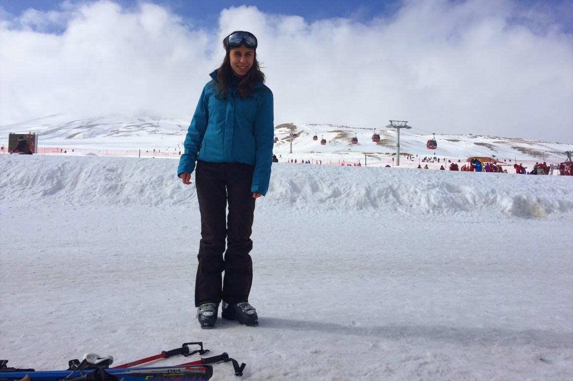 Kayak ilk başladığımız zamanlar, 2017