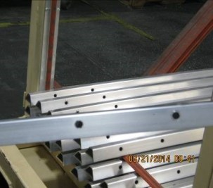 Suhner Profile Machining - Automotive Roof Racks 2