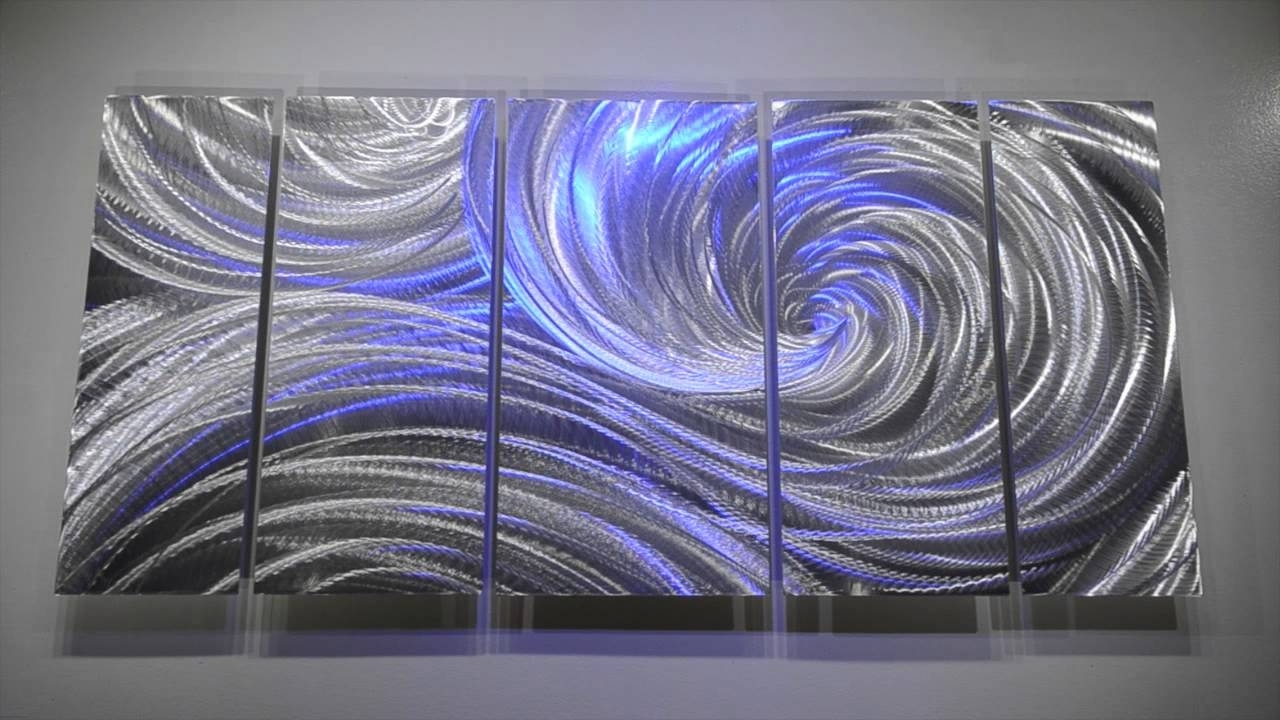 The Best Abstract Metal Wall Art Painting