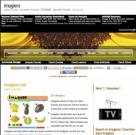 Imagiers.net weblog
