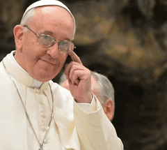Media Release: Pope Francis provides example of true Catholic political action to Abbott/Katter