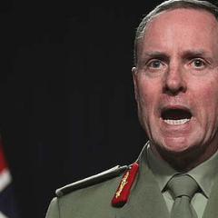 The Chief of Army's Anzac Day insult