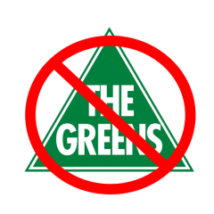 We must stop the Greens