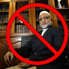 VICTORY! The Defence Force imam is gone!
