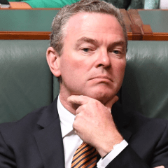 The national security risk will only come if Pyne's claim is not investigated.