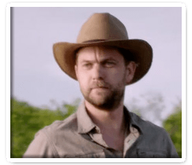 Stop What You Are Doing and Watch Joshua Jackson Ride a Horse and Wear a Cowboy Hat on The Affair