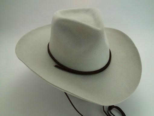 The High Country Custom Made Fur Felt Cowboy Movie Hat