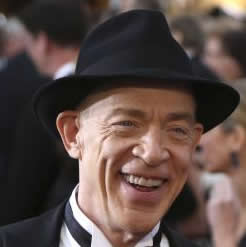 'Whiplash' Actor J.K. Simmons Dons A Hat