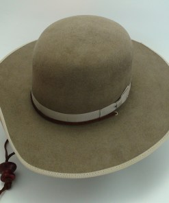 The Boss Custom Made Fur Felt Western Movie Cowboy Hat