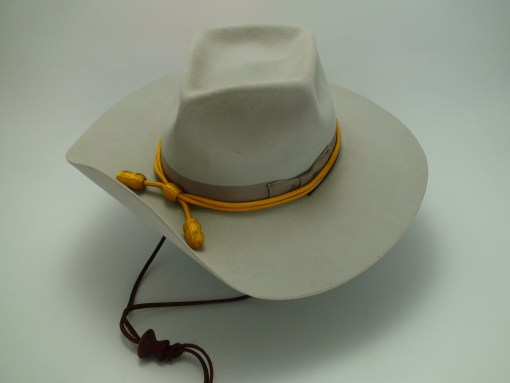The Calvary Custom Made Beaver Fur Felt Cowboy Movie Hat