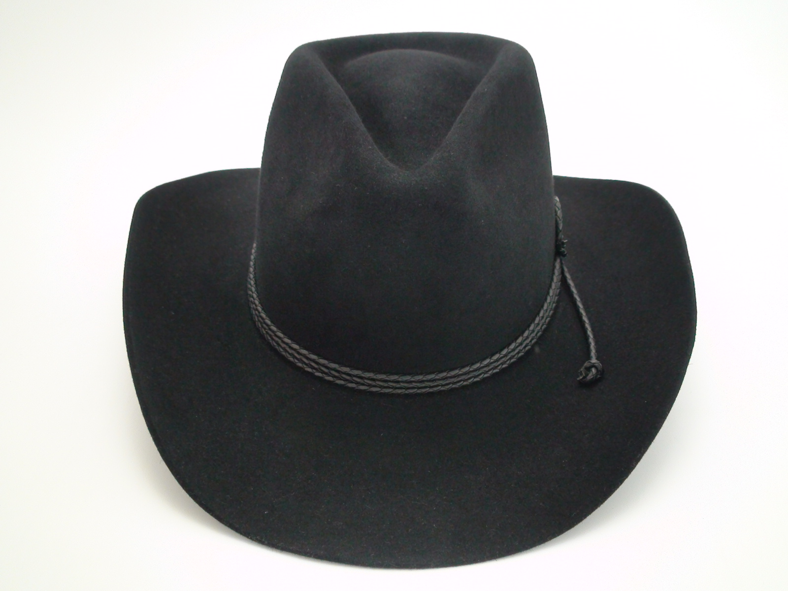 c51d2b2f3f9 Stetson 30x El Patron Felt Hat Mist Gray Handmade In The Usa