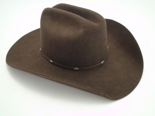Master Hatters of Texas Buffalo 3X Beaver Blend Cowboy Hat