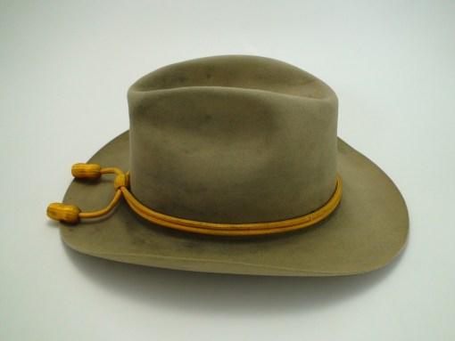 The Calvary Custom Made 5X - 100X Beaver Fur Felt Cowboy Hat