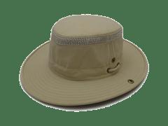 Tilley LTM3 Snap-Up Airflo Natural Outdoor Safari Hat