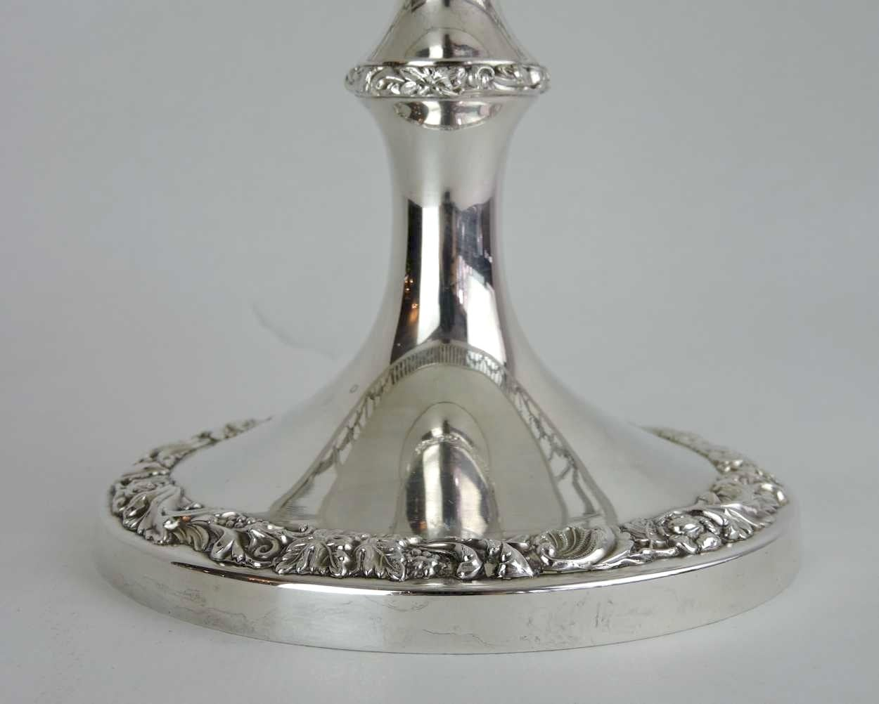 Early Ellis Brothers Silver Plated Beautifully Decorative