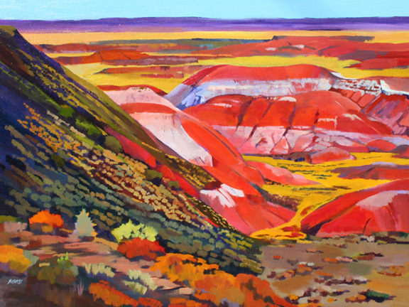 Painted Desert Perspective