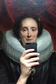 From the Rijksmuseum in Amsterdam Olivia Muus http://museumofselfies.tumblr.com/post/101697422263/by-olivia-muus