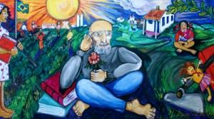 """ainel Paulo Freire. CEFORTEPE - Centro de Formação, Tecnologia e Pesquisa Educacional Prof. """"Milton de Almeida Santos"""", SME-Campinas."""
