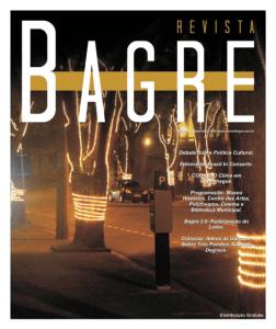 Revista Bagre 2 - Jundiaí - Dezembro de 2009