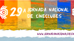 Cartaz da 29ª Jornada Nacional de Cineclubes