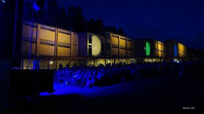"""Nachtrag: Siebenklang Open Air """"The Wall"""" am Bauhaus Bernau"""