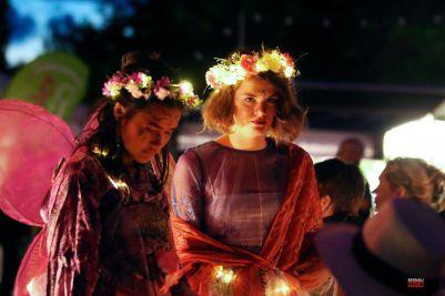 Drei großartige Tage beim diesjährigen Inselleuchten Marienwerder