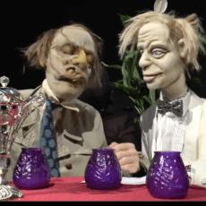 Geburtstagsgrüße: Vom Puppentheater und der Mitteldeutschen Zeitung