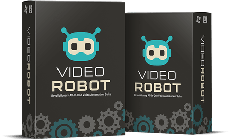 mock up of VideoRobot