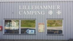 Das ist der südliche der beiden Campingplätze in Lillehammer. Durchaus empfehlenswert.