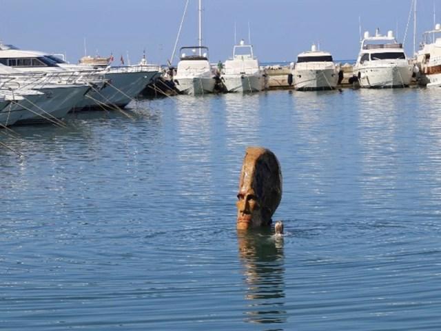 Die Argonauten auf der Suche nach dem goldenen Vlies