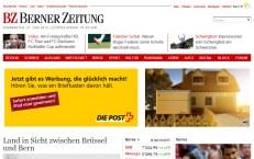 Wideboard bernerzeitung.ch