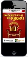 iPhone Interstitial BZ-App