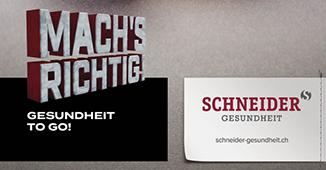 Schneider Gesundheit