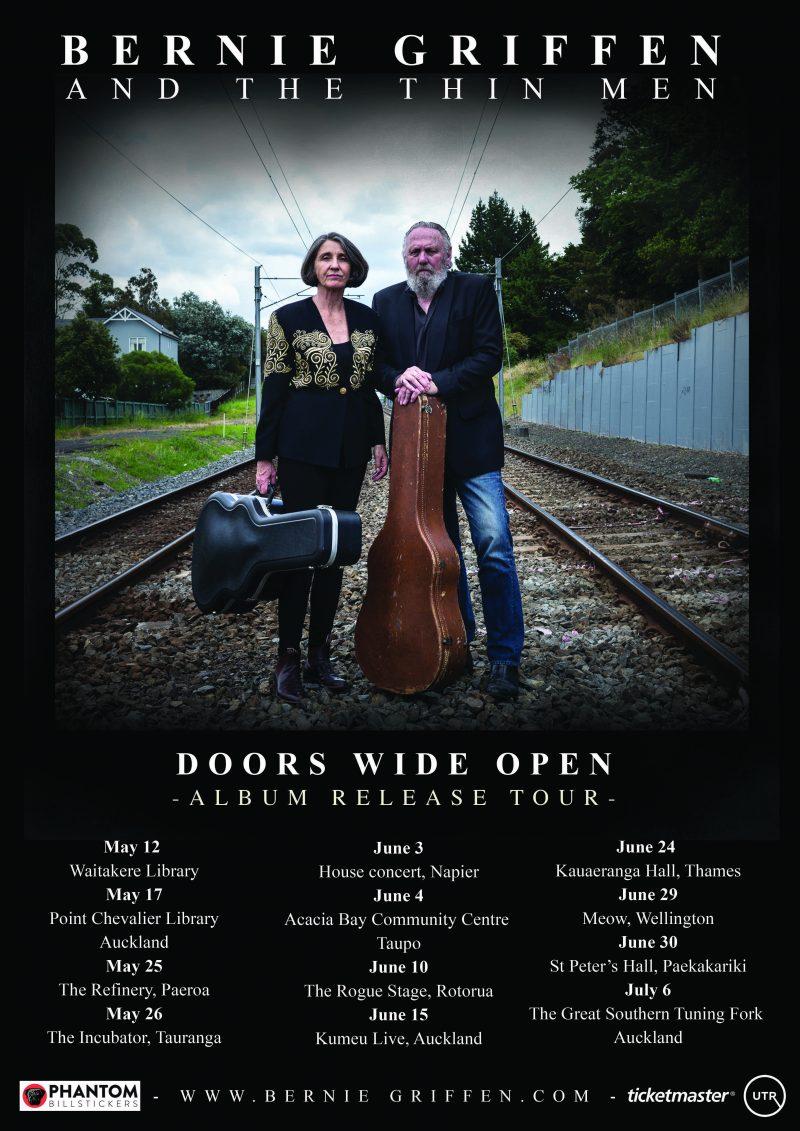 Tour Poster 2018