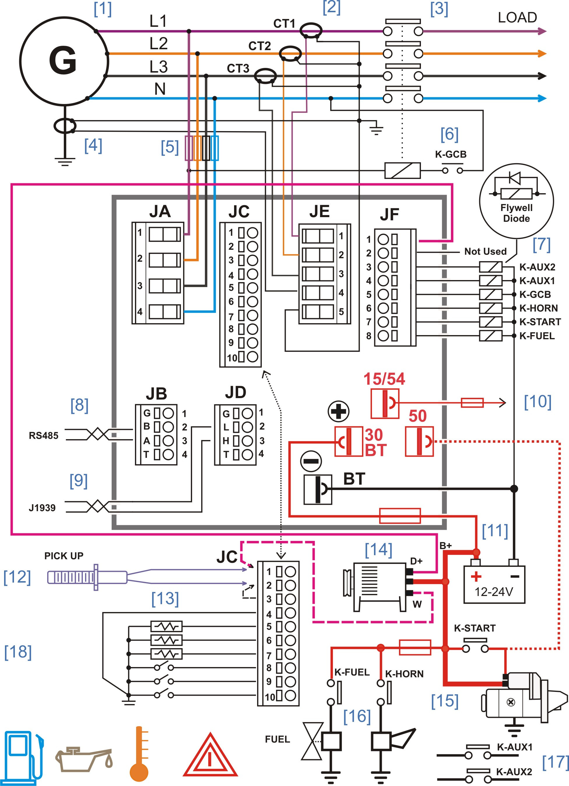 eaton drive wiring diagrams nissan rb26dett engine diagram wiring diagram for 359 peterbilt the wiring diagram diesel generator control panel wiring diagram wiring diagram