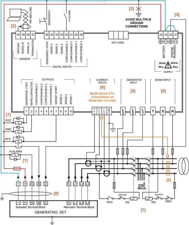 rv generator transfer switch wiring diagram - wiring diagram, Wiring diagram