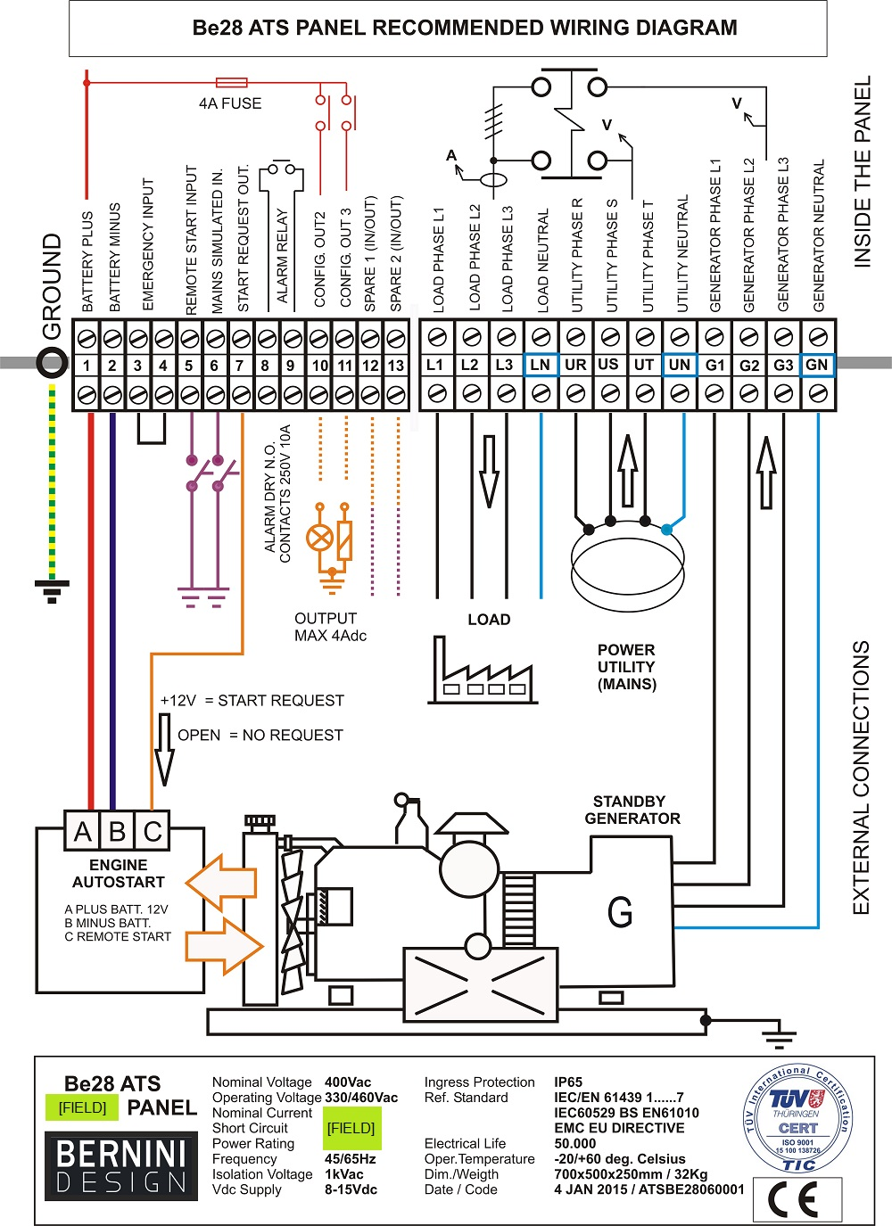 wiring standby generator transfer switch diagram?resize\=665%2C914\&ssl\=1 cat d5g wiring diagram cat d8n wiring diagram, cat 420d wiring Cat D5G Specifications at crackthecode.co